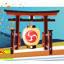 ícone cultura japonesa