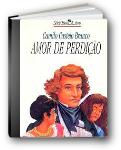 capa do livro amor de perdição
