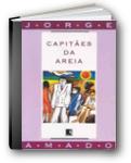 capa do livro Capitães de Areia de Jorge Amado
