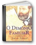 capa do livro O demônio Familiar