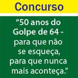 ícone concurso 50 anos do golpe militar