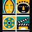 ícone concurso curta história