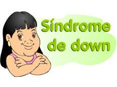 Ilustração Síndrome de Down