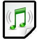 Logo áudio