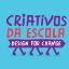 ícone desafio criativos da escola