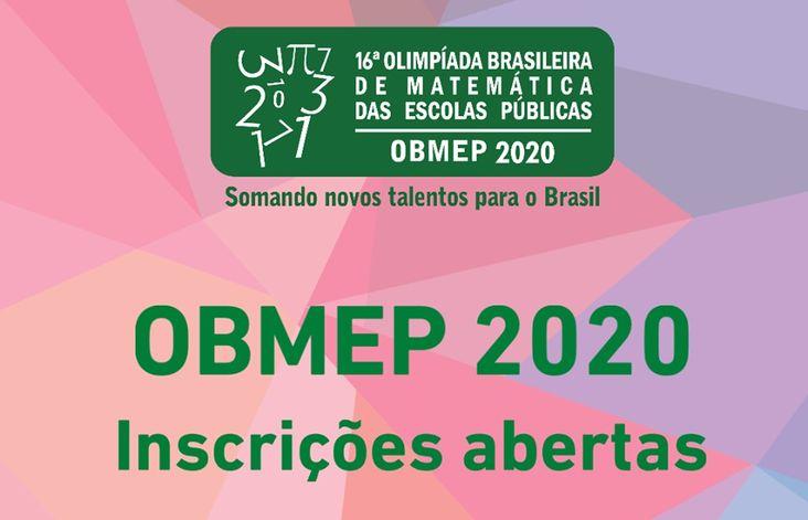 Imagem da OBMEP 2020