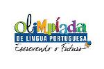 logo da olimp�ada de l�ngua portuguesa