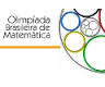 Logo da Olimpíada Brasileira de Matemática